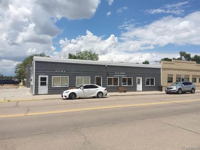 624 Main Street, Platteville, CO 80651 (#7009312) :: The DeGrood Team