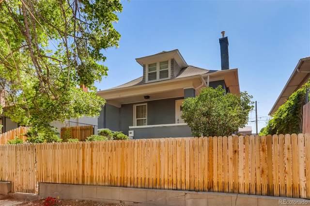 3108 York Street, Denver, CO 80205 (#7009802) :: Bring Home Denver with Keller Williams Downtown Realty LLC