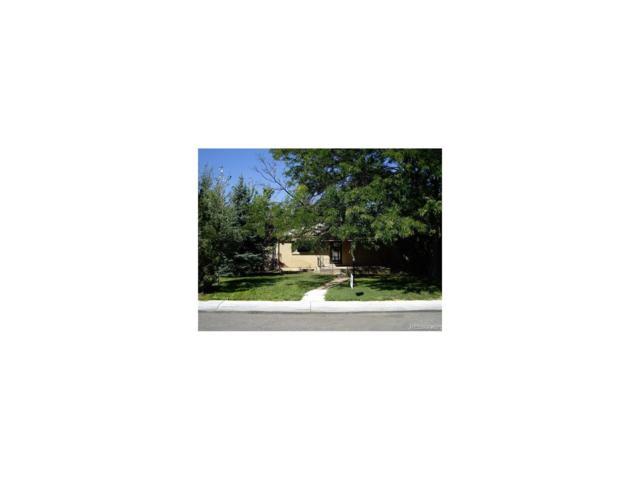 2665 S Josephine Street, Denver, CO 80210 (MLS #7010008) :: 8z Real Estate