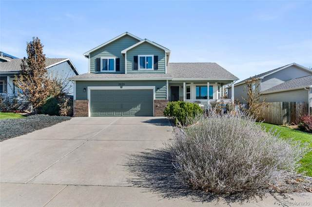 3020 43rd Avenue, Greeley, CO 80634 (MLS #7010137) :: The Sam Biller Home Team