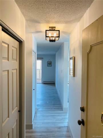 595 S Alton Way 1C, Denver, CO 80247 (MLS #7010678) :: Kittle Real Estate