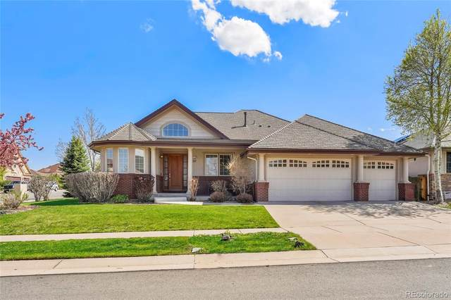 497 S Youngfield Circle, Lakewood, CO 80228 (#7010810) :: Compass Colorado Realty