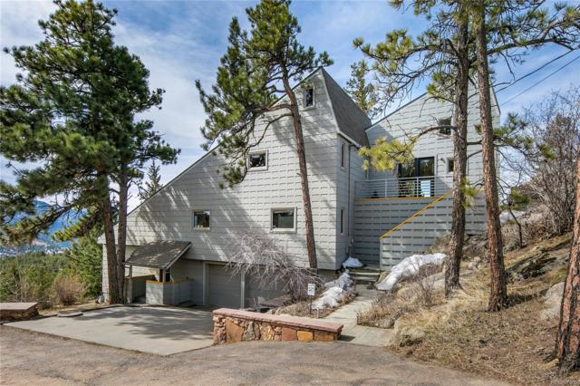 6722 Flagstaff Road, Boulder, CO 80302 (MLS #7010839) :: 8z Real Estate