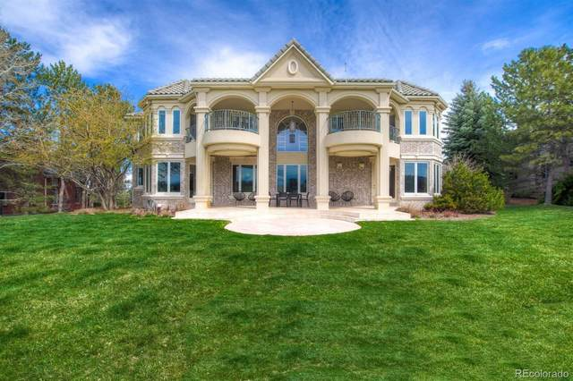73 Glenmoor Drive, Cherry Hills Village, CO 80113 (#7010862) :: Hudson Stonegate Team