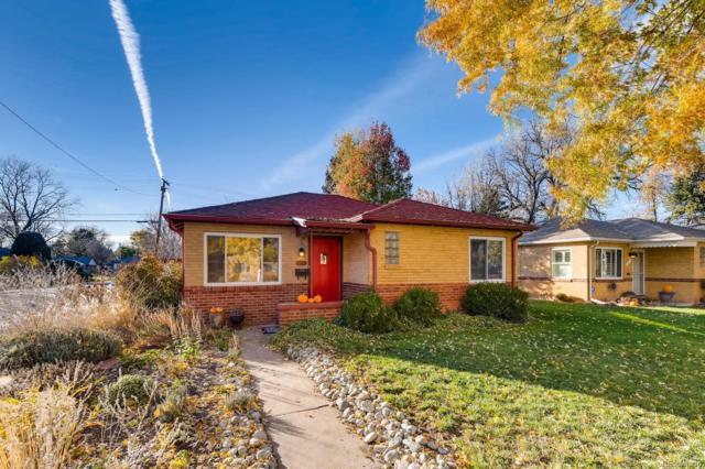 1601 Quince Street, Denver, CO 80220 (#7010954) :: My Home Team