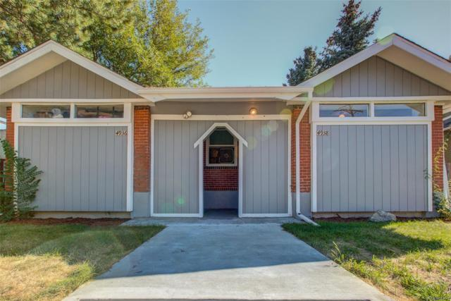 4938 W 38th Avenue, Denver, CO 80212 (#7012055) :: 5281 Exclusive Homes Realty