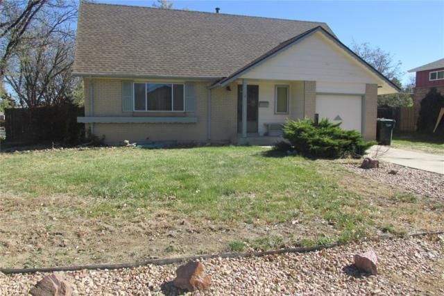 992 Fraser Street, Aurora, CO 80011 (MLS #7012197) :: Kittle Real Estate