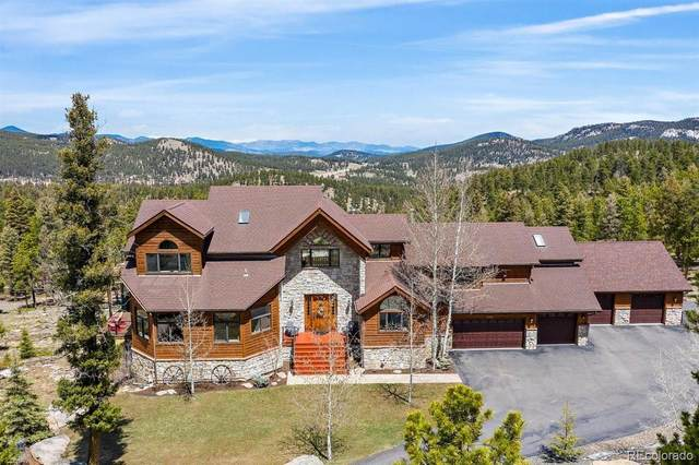 26481 Longview Drive, Conifer, CO 80433 (#7012217) :: The Gilbert Group