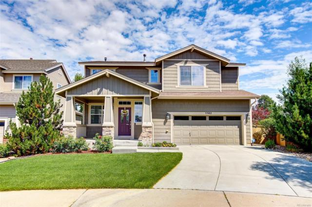 5382 Cloverbrook Circle, Highlands Ranch, CO 80130 (#7012343) :: HomePopper
