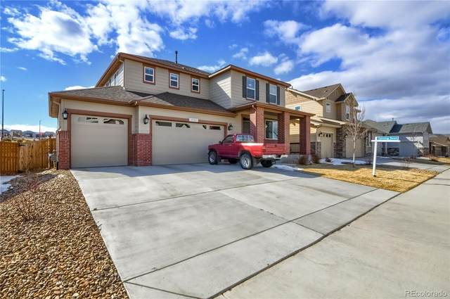 1335 Sidewinder Circle, Castle Rock, CO 80108 (#7012661) :: The HomeSmiths Team - Keller Williams