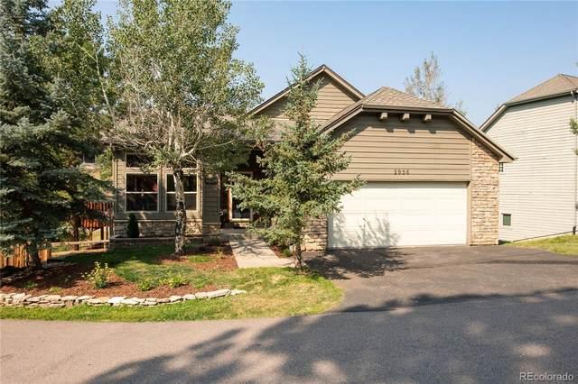 2956 Sun Creek Ridge, Evergreen, CO 80439 (#7012742) :: Symbio Denver