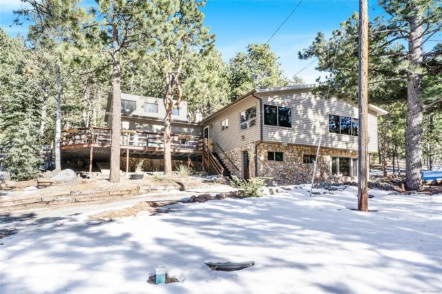 6270 Kinney Creek Road, Evergreen, CO 80439 (#7012814) :: Bring Home Denver
