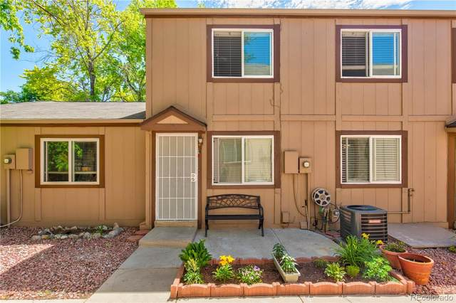 7700 W Glasgow Place 16A, Littleton, CO 80128 (#7012957) :: West + Main Homes