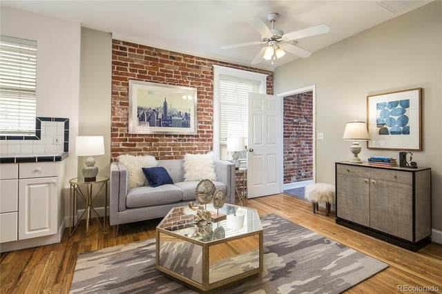 610 N Logan Street #16, Denver, CO 80203 (#7013276) :: Berkshire Hathaway Elevated Living Real Estate