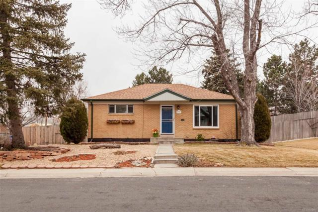 10968 E 109th Place, Northglenn, CO 80233 (#7013850) :: The Griffith Home Team