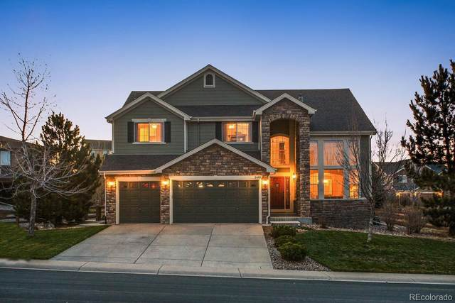 5480 Spur Cross Trail, Parker, CO 80134 (#7013946) :: The HomeSmiths Team - Keller Williams