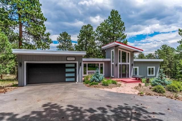 5452 Maggie Lane, Evergreen, CO 80439 (MLS #7014171) :: 8z Real Estate