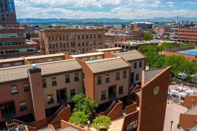 1512 Larimer Street #9, Denver, CO 80202 (#7014172) :: Colorado Home Finder Realty