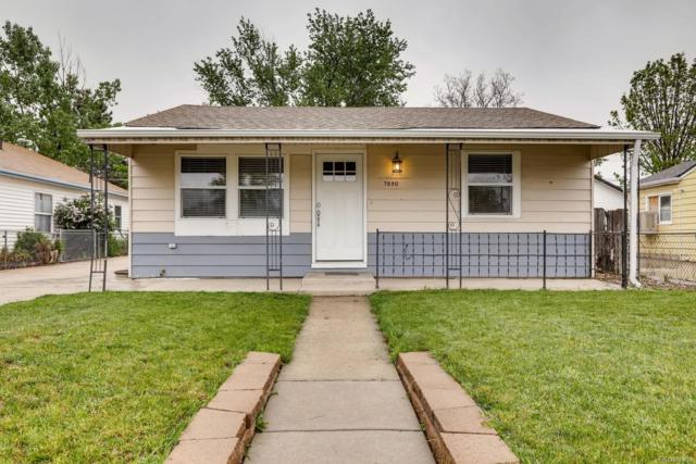 7890 Olive Street, Commerce City, CO 80022 (#7014301) :: The Peak Properties Group