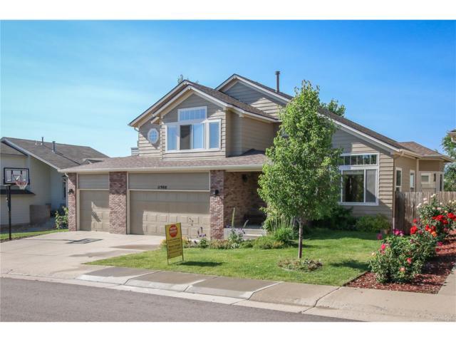 11908 W Cooper Drive, Littleton, CO 80127 (MLS #7014387) :: 8z Real Estate