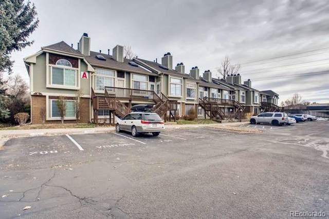 1885 S Quebec Way A22, Denver, CO 80231 (#7014830) :: House Hunters Colorado
