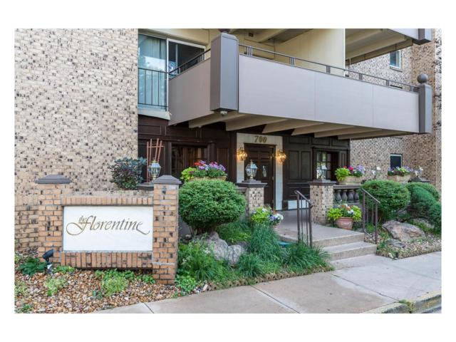 700 Washington Street #304, Denver, CO 80203 (MLS #7014869) :: 8z Real Estate