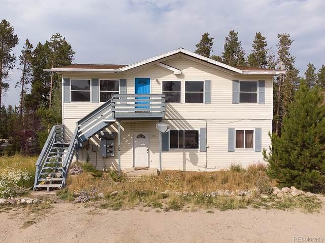 895 Wapiti Drive, Fraser, CO 80442 (MLS #7014913) :: Find Colorado Real Estate