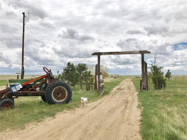 40108 County Road 153, Agate, CO 80101 (MLS #7015176) :: 8z Real Estate