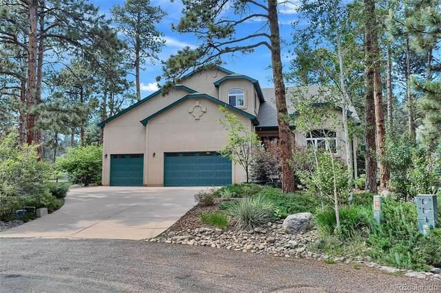 1520 Windwood Court, Colorado Springs, CO 80921 (#7015278) :: The HomeSmiths Team - Keller Williams
