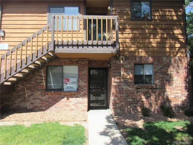 2271 S Buckley Road #102, Aurora, CO 80013 (#7015477) :: The Griffith Home Team
