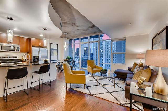 891 14th Street #1410, Denver, CO 80202 (#7015783) :: The Colorado Foothills Team | Berkshire Hathaway Elevated Living Real Estate