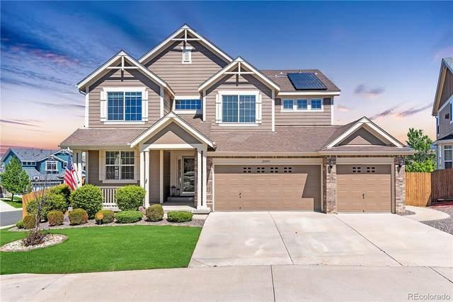 21093 E Jefferson Circle, Aurora, CO 80013 (MLS #7015936) :: 8z Real Estate