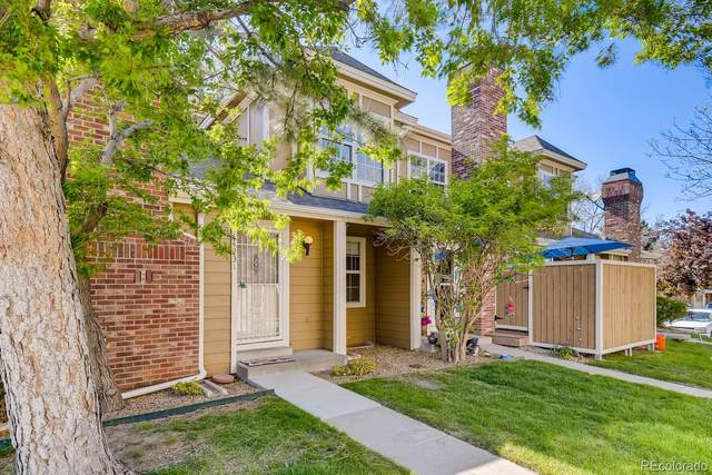 14231 E Dickinson Drive F, Aurora, CO 80014 (#7016093) :: The HomeSmiths Team - Keller Williams