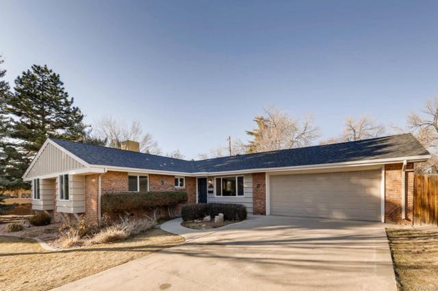 6100 S Columbine Way, Greenwood Village, CO 80121 (#7016229) :: The HomeSmiths Team - Keller Williams