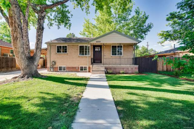 2235 W Ford Place, Denver, CO 80223 (#7016290) :: Mile High Luxury Real Estate