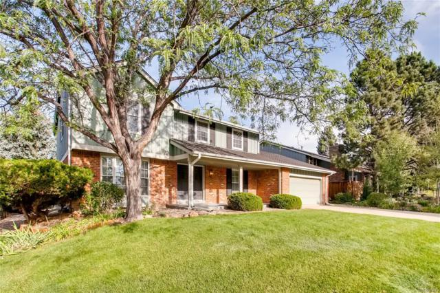 8732 E Mineral Circle, Centennial, CO 80112 (#7016371) :: The City and Mountains Group