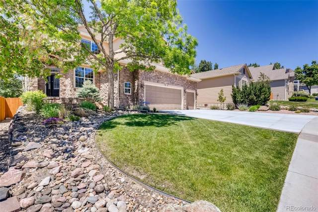 7099 Torrey Street, Arvada, CO 80007 (#7016650) :: The Griffith Home Team
