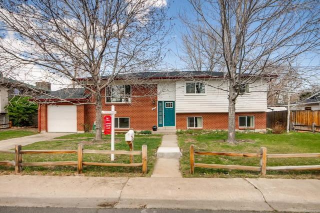 10939 W 59th Place, Arvada, CO 80004 (#7016781) :: The Pete Cook Home Group