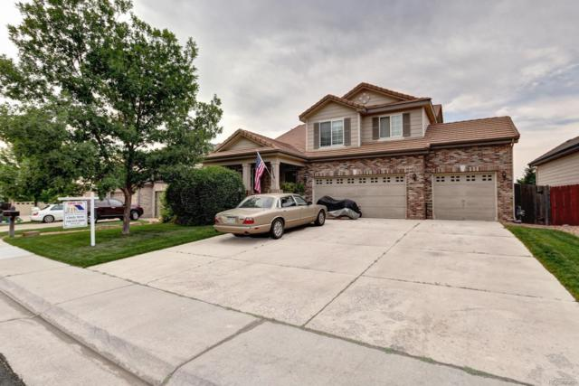 12550 Swansea Drive, Parker, CO 80134 (#7017211) :: The Griffith Home Team