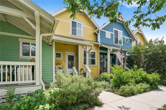 4730 W 37th Avenue #10, Denver, CO 80212 (MLS #7017432) :: Bliss Realty Group