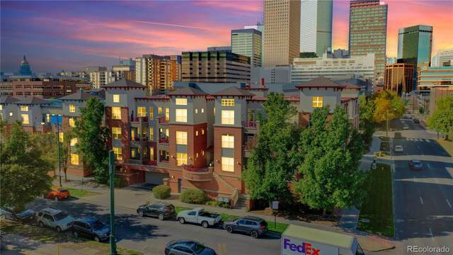 1767 Pearl Street #304, Denver, CO 80203 (#7017515) :: Wisdom Real Estate