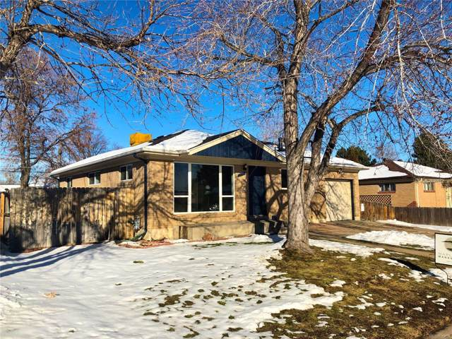 2201 W 73rd Place, Denver, CO 80221 (MLS #7017652) :: Colorado Real Estate : The Space Agency