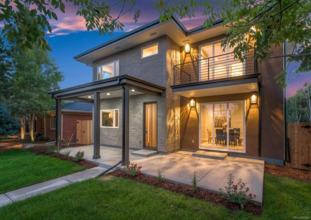 1145 S Harrison Street, Denver, CO 80210 (#7017682) :: The City and Mountains Group