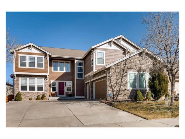 17047 E 106th Avenue, Commerce City, CO 80022 (MLS #7018202) :: 8z Real Estate