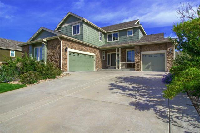 26423 E Caley Drive, Aurora, CO 80016 (#7018672) :: The Pete Cook Home Group