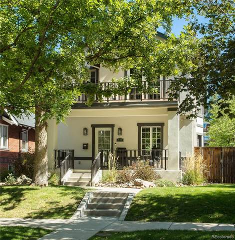 920 S Corona Street, Denver, CO 80209 (#7019623) :: The HomeSmiths Team - Keller Williams