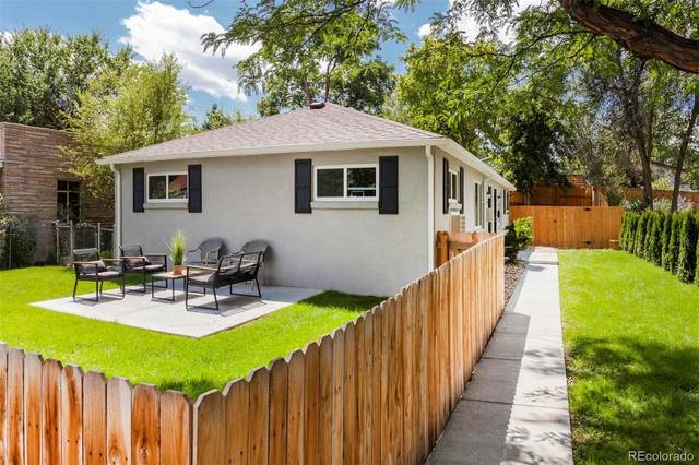 2543 S Pearl Street, Denver, CO 80210 (#7019807) :: Berkshire Hathaway HomeServices Innovative Real Estate