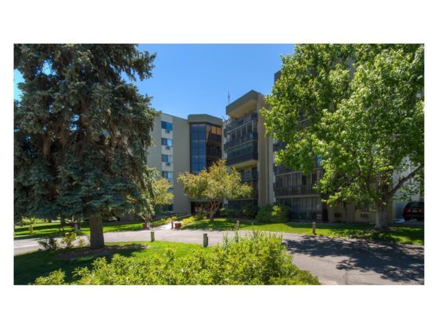 14000 E Linvale Place #412, Aurora, CO 80014 (MLS #7019956) :: 8z Real Estate