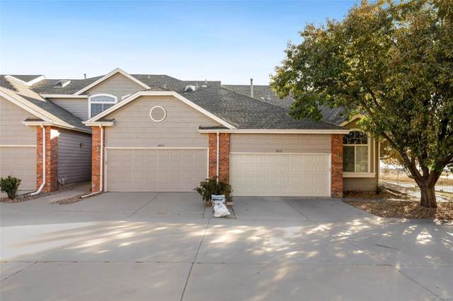 8531 S Upham Way, Littleton, CO 80128 (#7020335) :: HomeSmart Realty Group