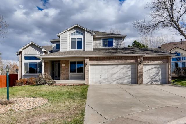 5254 S Espana Street, Centennial, CO 80015 (#7020491) :: House Hunters Colorado